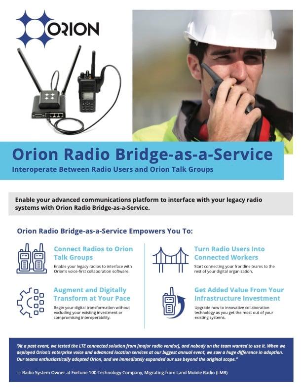 Radio-Bridge-VOIP-Interoperability-Orion