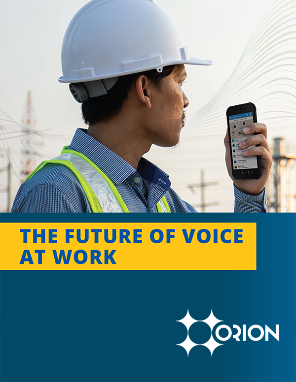 Cover - Vert - The Future of Voice at Work - Orion Labs-1